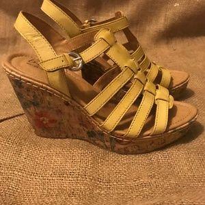 B.O.C Dilani Wedge Sandals